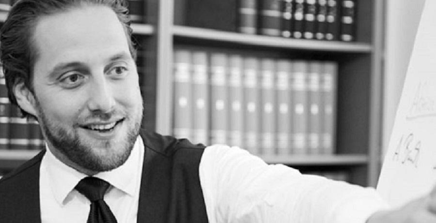 Rechtsanwalt Patrick Geißler gehört zu den 100 Besten